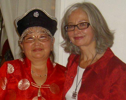 Mongolischer Abend Lieblingsspeise - Oyun Schmauss und Katharina Jäschke