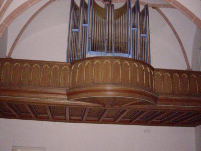 Paulinenklänge - Die Orgel 2008